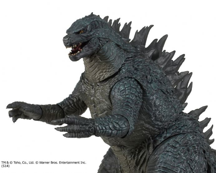 "Godzilla 24"" Head-to-Tail Action Figure 